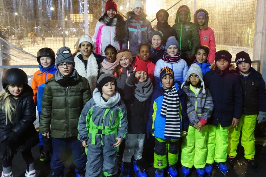 Das KinderParlament am Eis 2019 © Kinderbüro – Die Lobby für Menschen bis 14