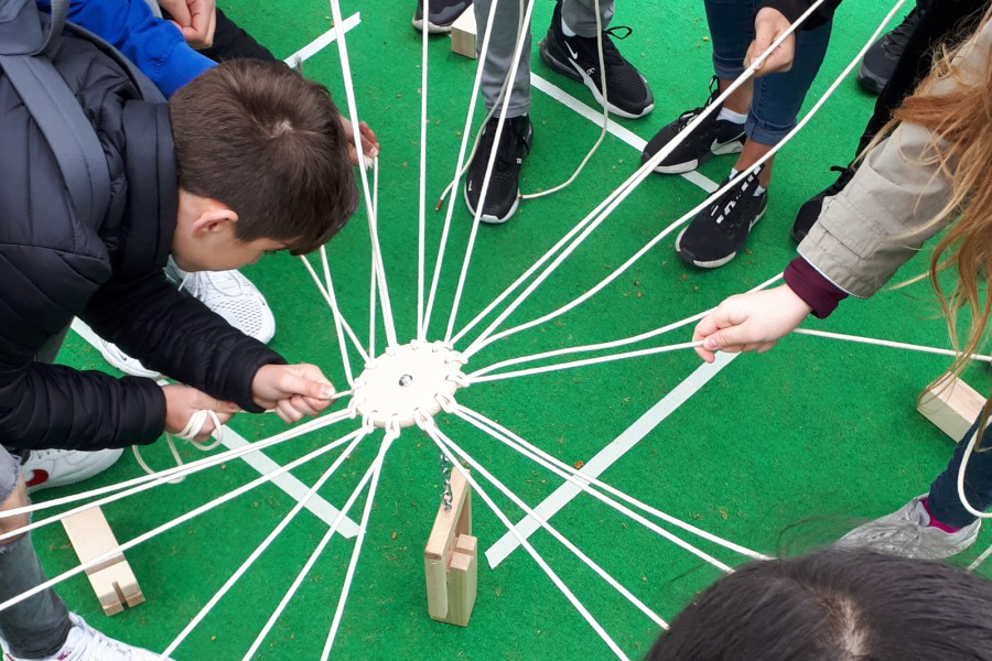 """""""Fröbelturm"""" © Kinderbüro – Die Lobby für Menschen bis 14"""