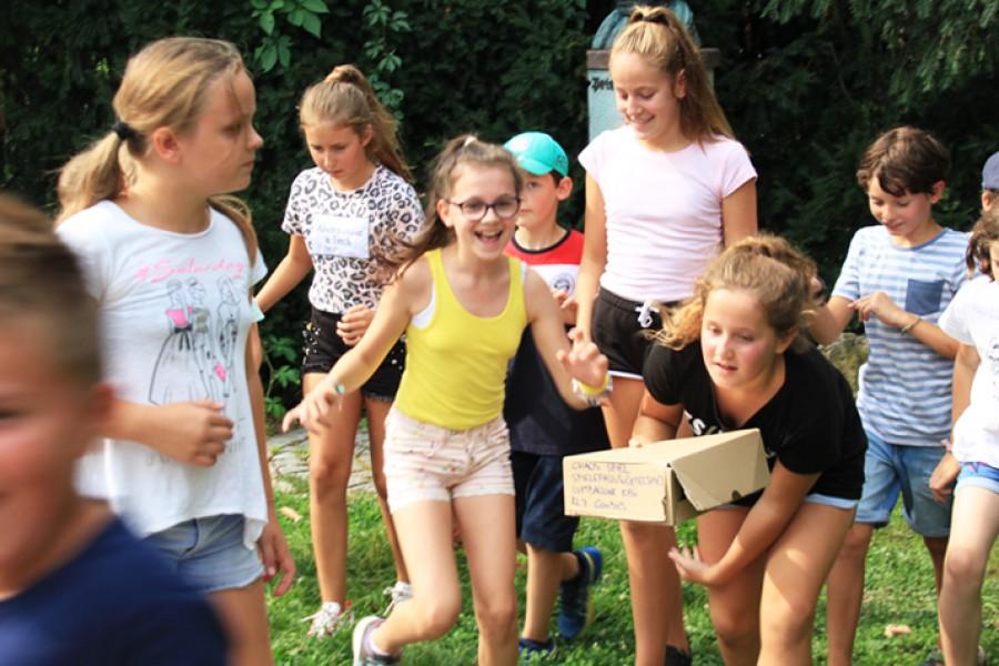 Spiel und Spaß © Kinderbüro – Die Lobby für Menschen bis 14