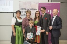 Das Herbst_Kinder- und Familienfreundliche Gaststätte 2018/2019 © WKO/Foto Fischer