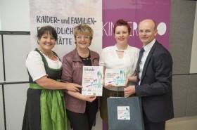 Kulmberghof_Kinder- und Familienfreundliche Gaststätte 2018/2019 © WKO/Foto Fischer