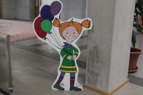 TrauDi! ist immer dabei! Kindergipfel 2019 © Kinderbüro – Die Lobby für Menschen bis 14