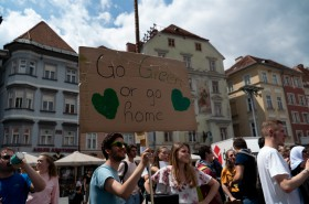 Earth Strike - FFF Graz © Julia Schuster