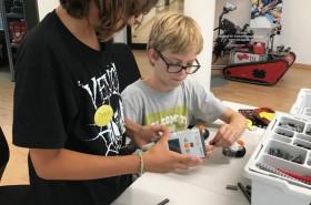Robotikcamp für Kids