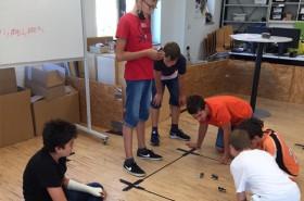 Robotikcamp 2020 © Kinderbüro – Die Lobby für Menschen bis 14